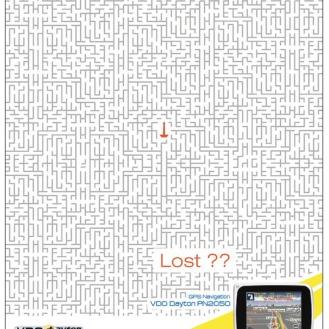 VDO Dayton Print Ad